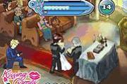 Kiss The Bride Flash Game