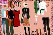 Paris Day Dressup