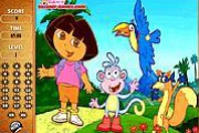 Dora Find The Numbers