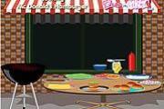 Cooking Mc Donald's Hamburger
