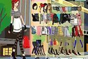 Emy Shopping In California
