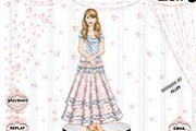 Natasha Alam Dress Up