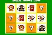 Animal Memory Game