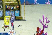 Sponge Bob Square Pants: Anchovy Assault