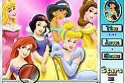 Disney Hidden Numbers