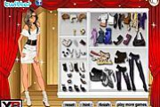 Sexy Girl Dress Up 2