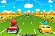 Mario Kart Racing