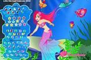 Little Mermaid Calendar 2008