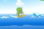 Surfing Dooly
