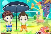 Anime Kids Dress Up