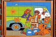 Sort My Tiles Scooby - Doo 2