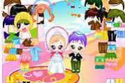 Leo And Lea Dressup