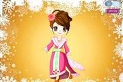 Cute Girl Dressup