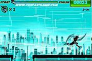 Ben 10 Alien Force: Runner Of The Universe