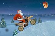 Crazy Santa Claus Race
