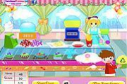 Candy Booth