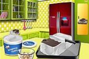 Sara\â\€\™s Cooking Class Ice Cream Sandwich Cake
