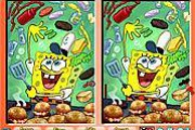 6 Diff Fun Spongebob Squarepants