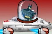 Batman Discover Mars
