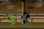 Ninja Turtles Foot Clan Street Brawl