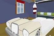 Modern Car Room Escape