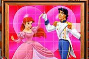 Sort My Tiles Cinderella And Prince Charming