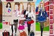 Barbie at College