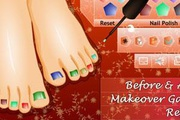 Foot Manicure 3