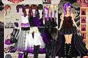 Goth Bride Dress Up