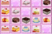 Birthday Cake Memory Game