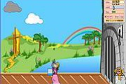 Princess And The Pea Shooter Game