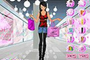 Trendy Shopping Time Dress Up