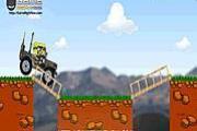 Spongebob Jeep: Connect Bridge